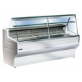 Hill Slimline Serve Over Counter 1.5 Metre Flat Glass